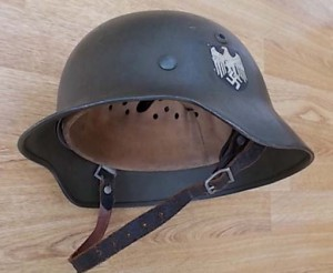 M35 Double Decal Heer Helmet (Army)