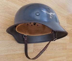 M35 Double Decal Luftwaffe Helmet (Air Force)