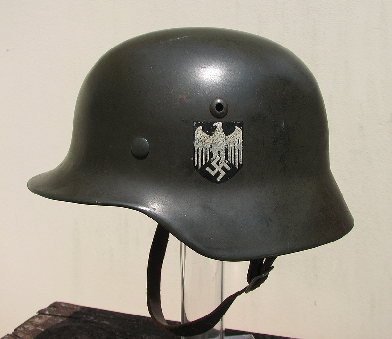 SOLD: M35 Double Decal Army Helmet