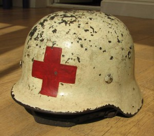 M40 Single Decal Combat Medic's Helmet