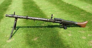 SOLD: MG 34