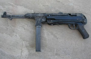 SOLD: MP40 Submachine gun